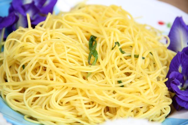 Thai Yellow Noodles