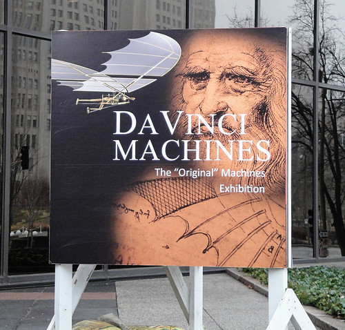 Da Vinci Machines