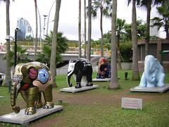 Elephantine art
