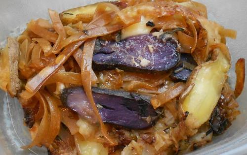 potato-pasta casserole