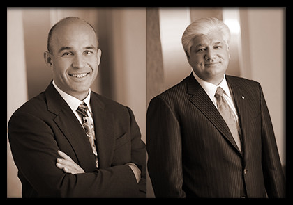 Outgoing Co-chairs and Co-CEOs Jim Basillie and Mike Lazaridis