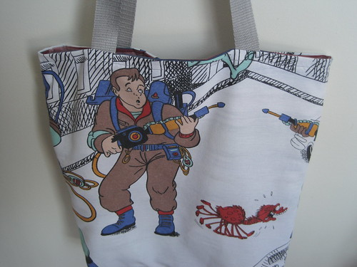 Ghostbusters Tote