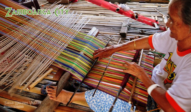 Yakan Weaving Village