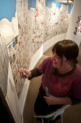 SFSU art show