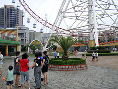 Catch some action at Jinjiang Action Park - Things to do in Shanghai