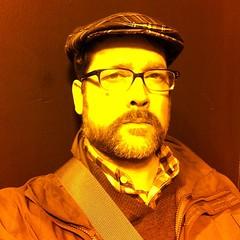 Color Neutral Self Portrait