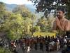 Sabarimala pilgrimage 2012