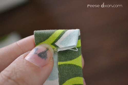 Needle Roll Tutorial Step 5