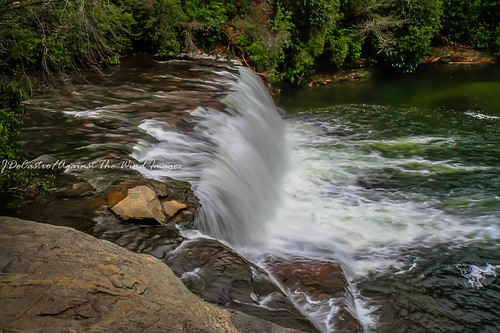 Hooker Falls-3820 by Against The Wind Images