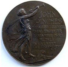 John Pinches medal