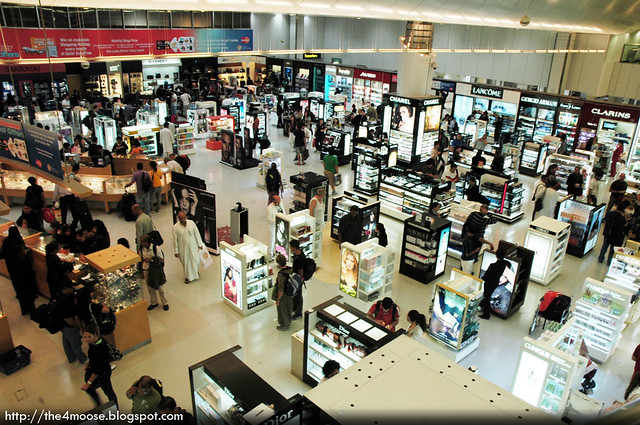 Doha International Airport - Duty Free Shopping