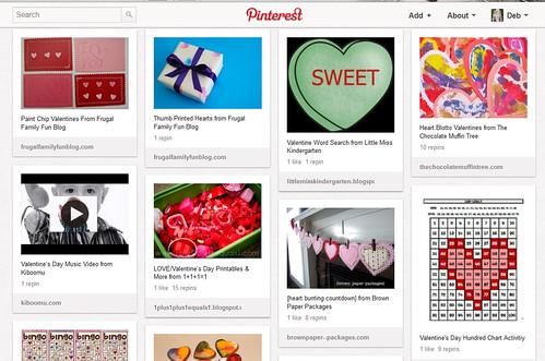 Pinterest - Kids' Valentine's Day Activities
