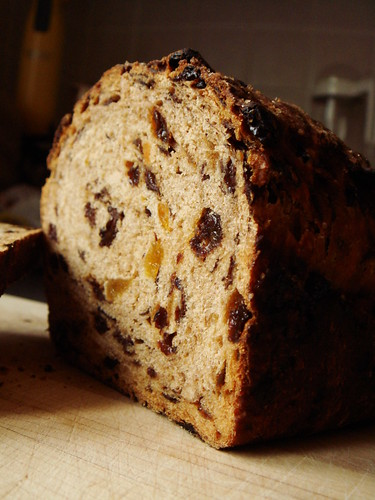 Currants Cinnamon Bread