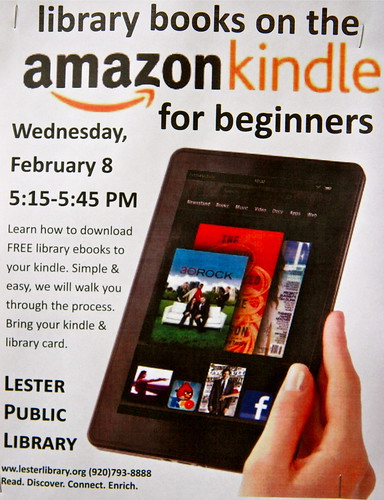 Kindle for Beginners by Lester Public Library