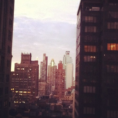 NYC morning