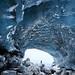 Where Snowmen Live - Vatnajökull Ice Cap, Iceland by orvaratli