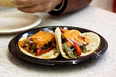 chiles torreados tacos @ guisados
