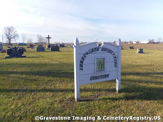 Immaculate Conception Cemetery, West Alton, MO