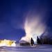 Smoke in Winter Sky by joelerskates