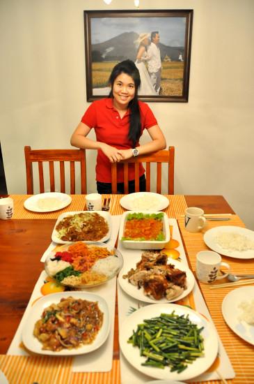 """""""Lou Sang"""" Gathering Dinner"""