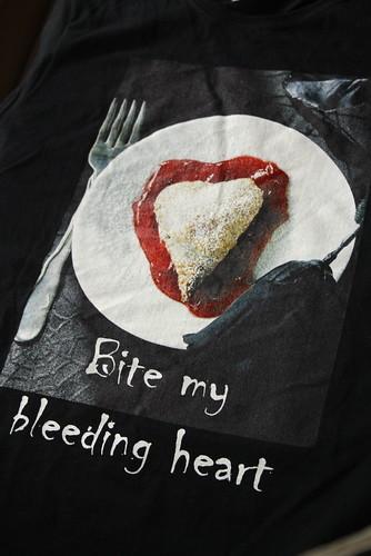 Bleeding Heart T-Shirt