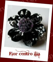 marcaFlor centro lila