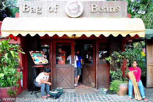 BAG OF BEANS Tagaytay