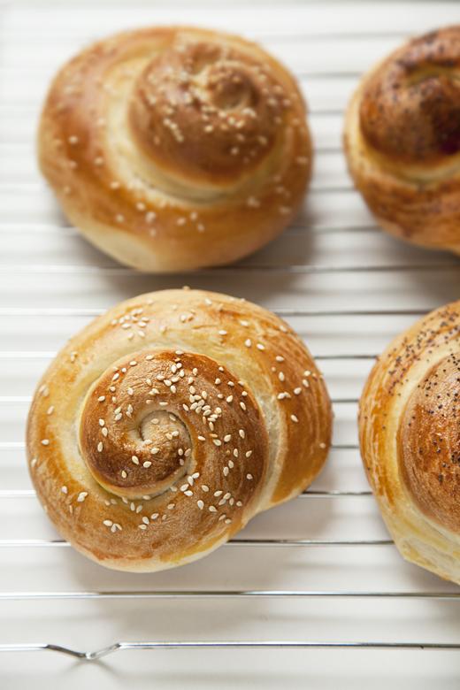 Pane al Formaggio di Monte Pelio