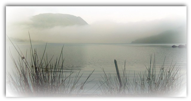 Early at Crummock water.