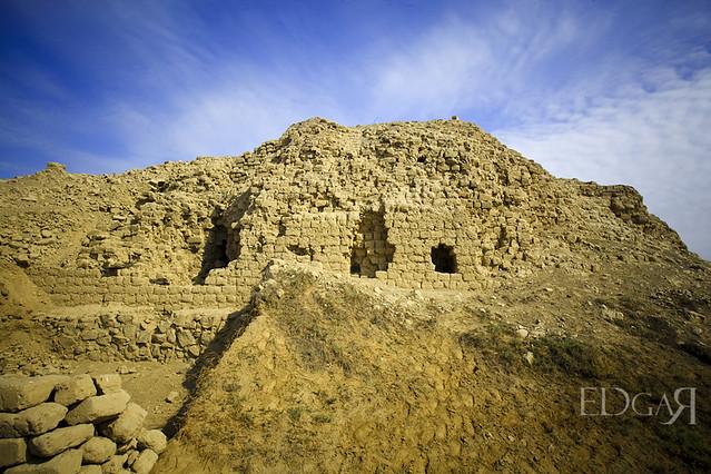 El Castillo Huarmey.