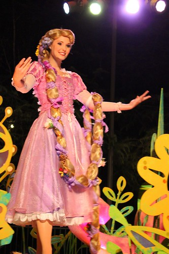 Rapunzel - Mickey's Soundsational Parade