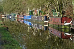 Rochdale Canal, Hebden Bridge by Tim Green aka atoach