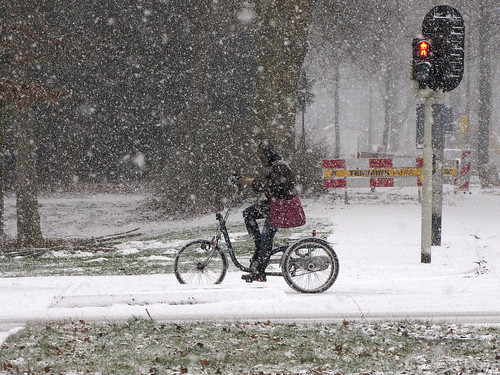 Winter in Holland!
