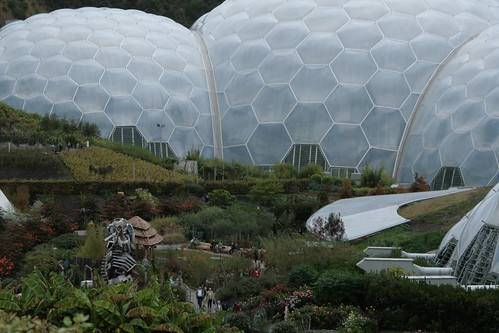Eden Project picture by Flickr User Karen Roe