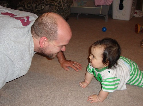 Face Off with Daddy