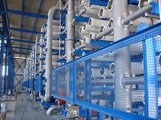 Rambla Morales desalination plant (Almería - Spain)