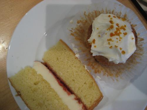 Blogger cakes