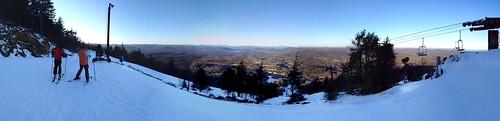 skiing nh
