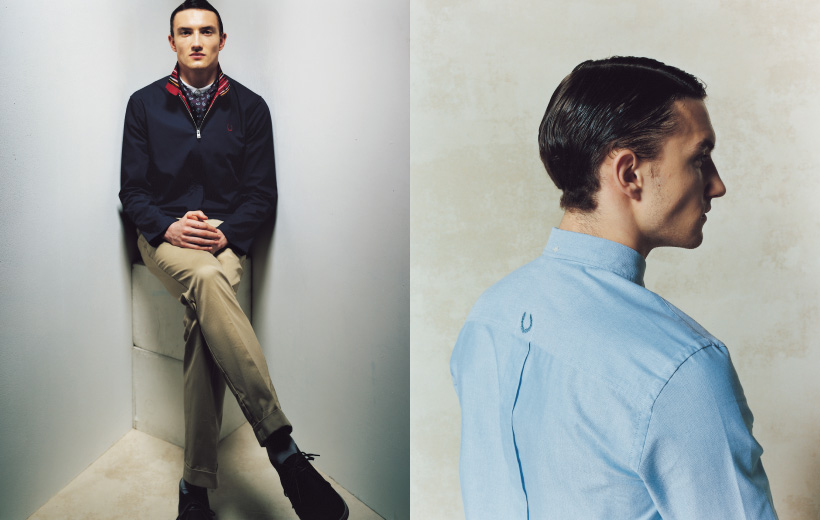 Jacob Coupe0020_Fred Perry SS12