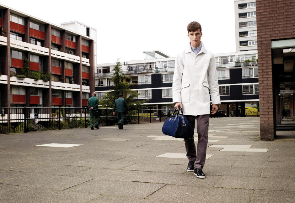 Johnny George0008_FRED PERRY SS12