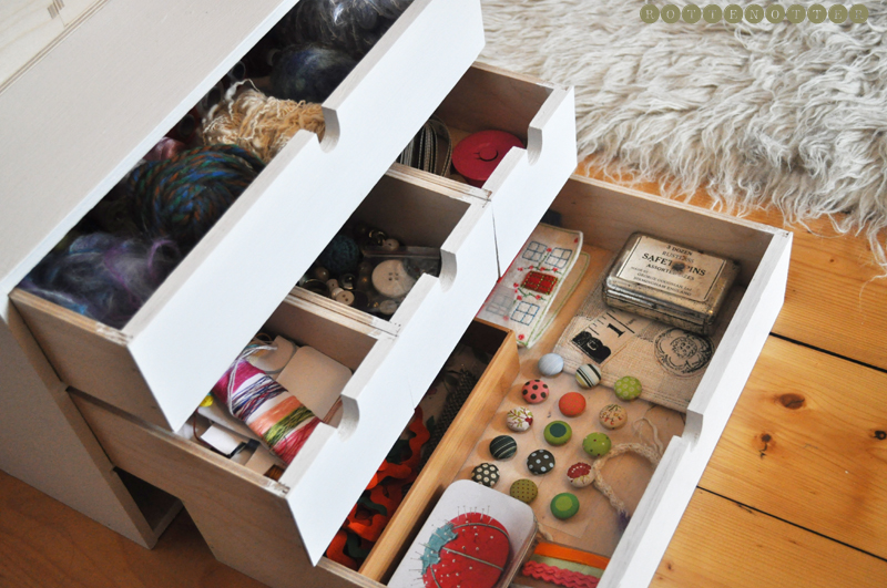 sewing storage