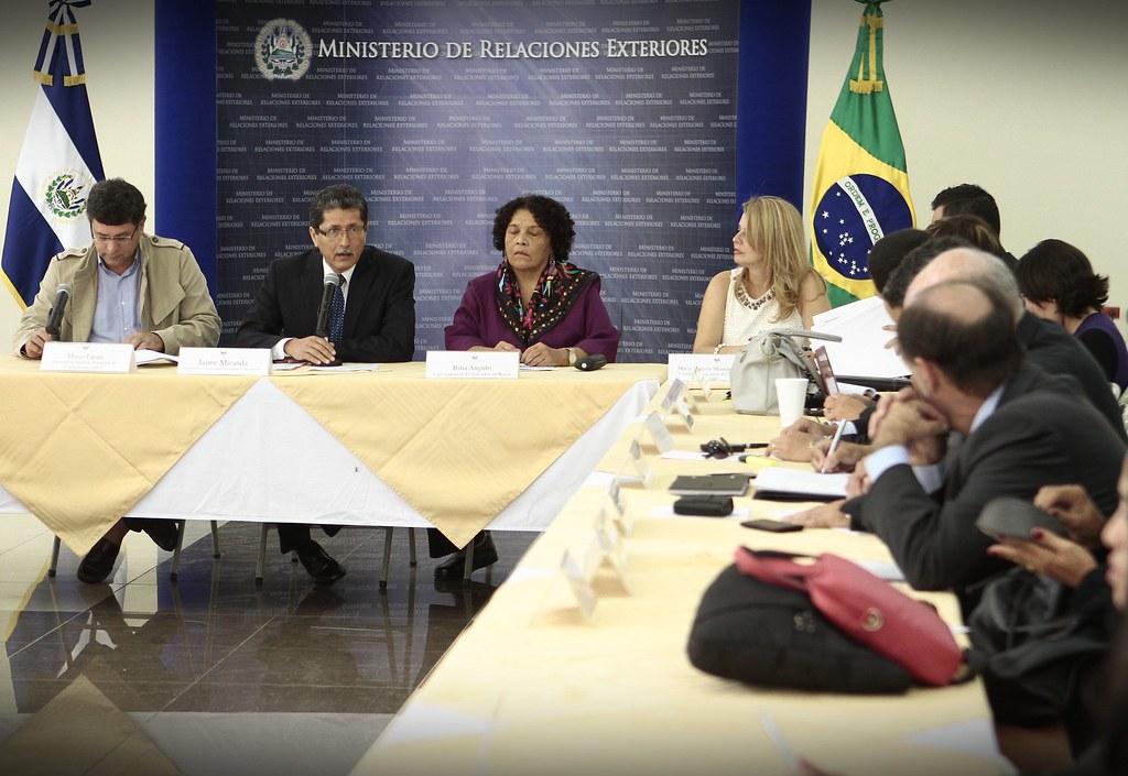 Ministerio de relaciones exteriores el salvador ubicacion for Oposiciones ministerio de exteriores