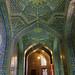 Hallway at Sheikh Lotf Allah Mosque - Esfahan, Iran