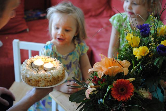 Penny's 2nd Birthday