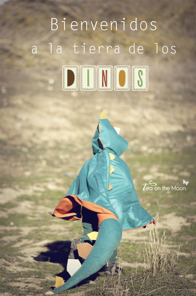 Bienvenidos a la tierra de los dinos