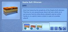 Sopha Soft Ottoman