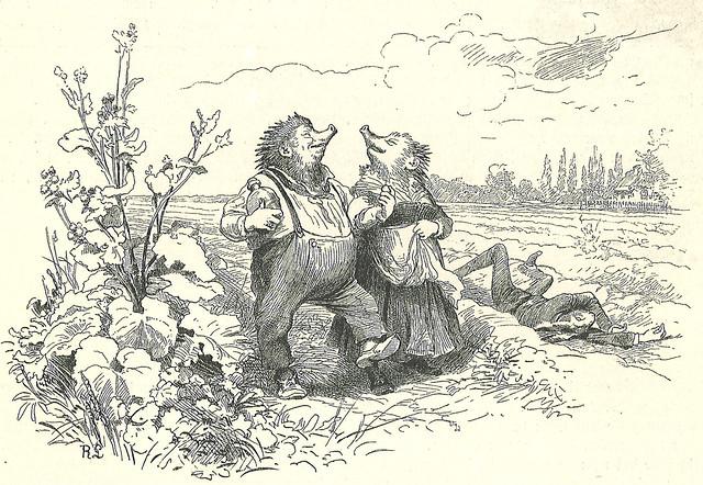 Brüder Grimm / Kinder- und Hausmärchen / Bild 132