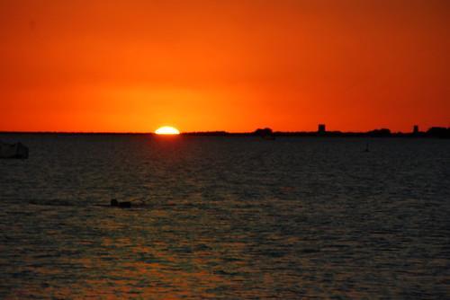 Mozia Sunset