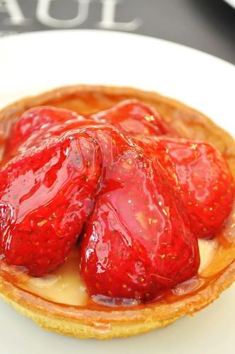 strawberry alert