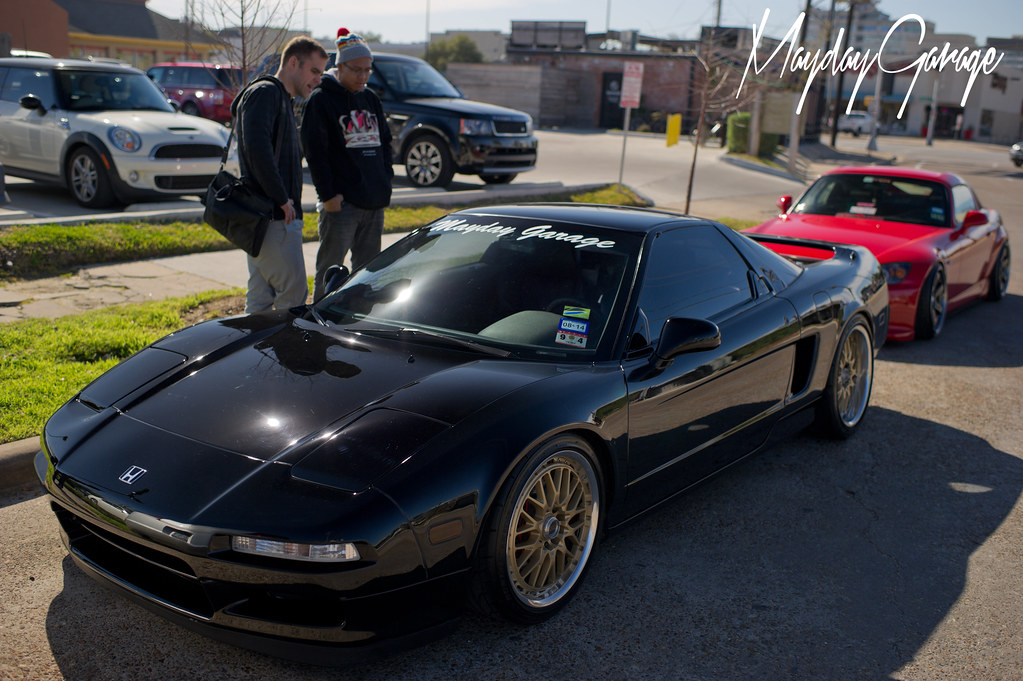 JohnP talks with Patrick about NSX's and Hondas